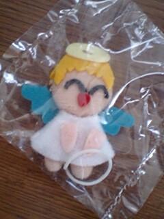 天使のマスコット