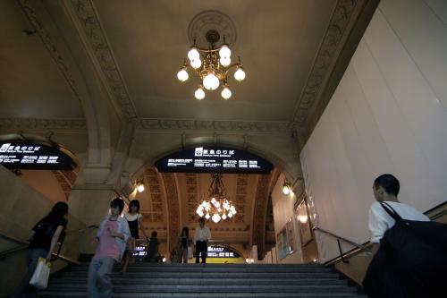 阪急電車梅田駅6