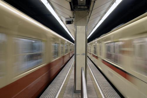 阪神電車・春日野道駅
