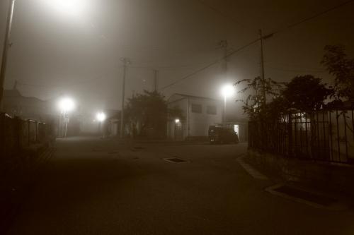 霧の喜多方4