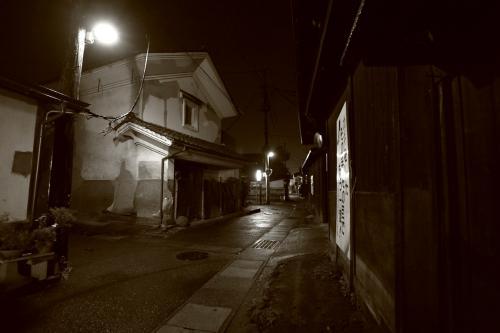 雨上がりの夜の喜多方4