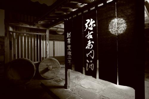 雨上がりの夜の喜多方8