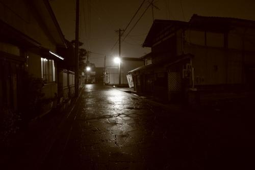 雨上がりの夜の喜多方9