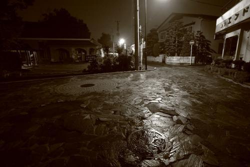 雨上がりの夜の喜多方10