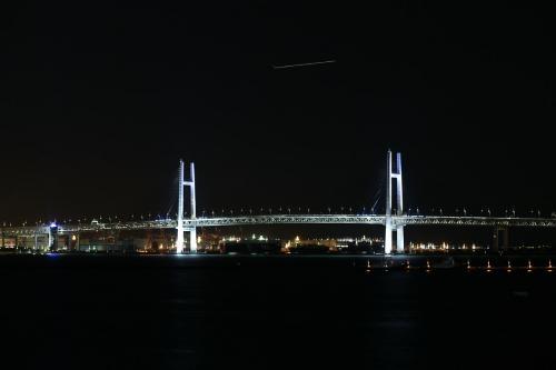 大桟橋から見た夜景2