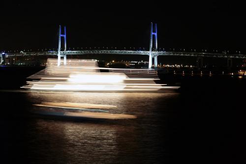 大桟橋から見た夜景4