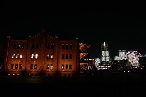 横濱夜景1