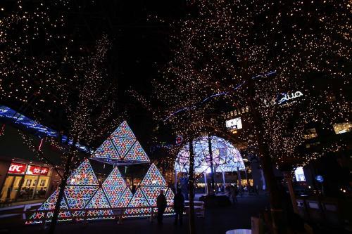 東京ドームシティー夜景2