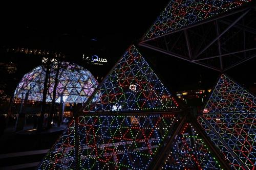 東京ドームシティー夜景3