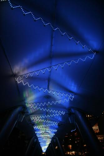 東京ドームシティー夜景5
