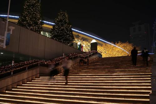 東京ドームシティー夜景9