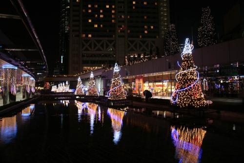 東京ドームシティー夜景10