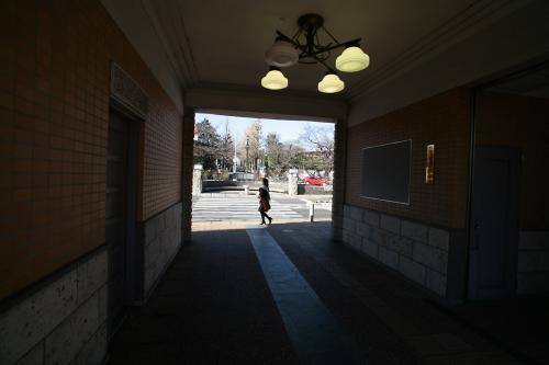 田園調布駅2
