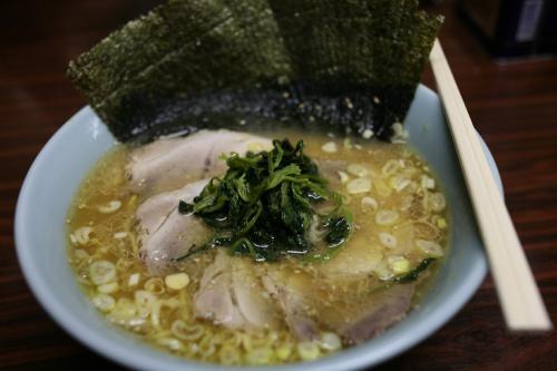 大黒家チャーシュー麺