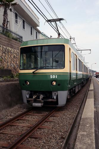 江ノ電・新500系5