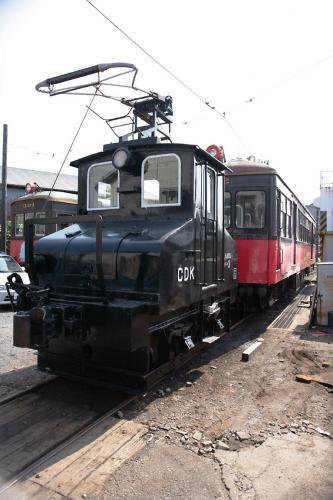 銚子電鉄中ノ町車庫2