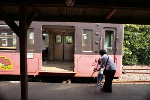 銚子電鉄外川駅舎4