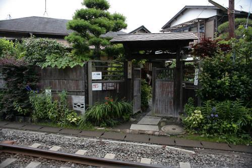 鎌倉・無心庵入口