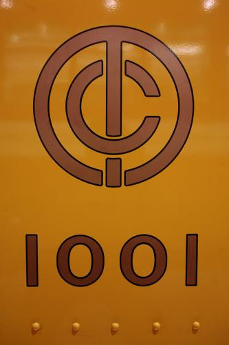 地下鉄博物館18東京地下鉄1000系マーク機番