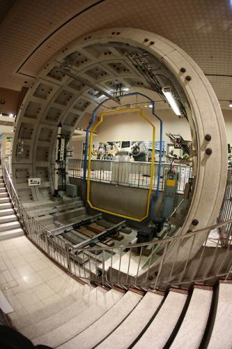 東京地下鉄博物館20シールドトンネル