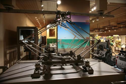 東京地下鉄博物館21パンタグラフ