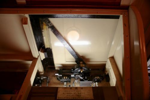 東京地下鉄博物館22東京高速鉄道100系戸締機械1