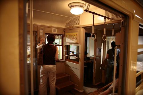 東京地下鉄博物館23東京高速鉄道100系戸締機械2