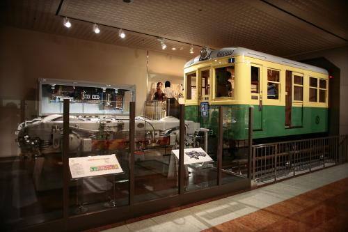 東京地下鉄博物館24東京高速鉄道100系
