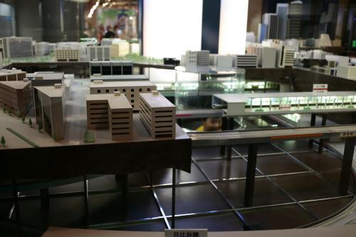 東京地下鉄博物館28模型展示場2