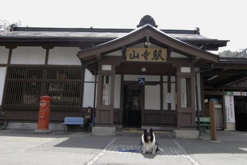 ポスト@山寺駅