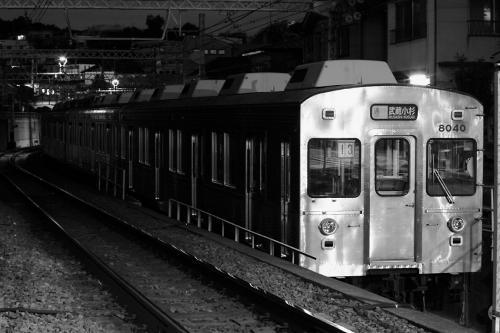 東急8000系8039F@菊名のアヒャホルダ3