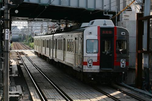 東急7600系7601F旗の台