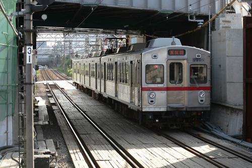 東急7700系7905F旗の台非カブキ