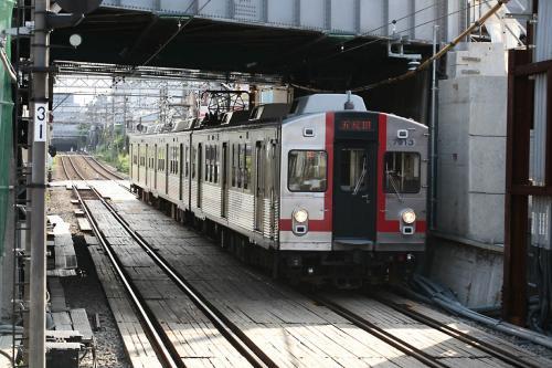 東急7700系7913F旗の台