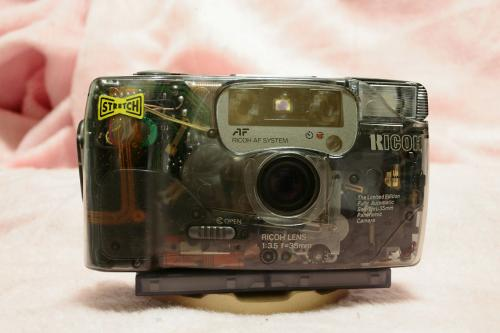 RICOH FF-9sD LIMITED