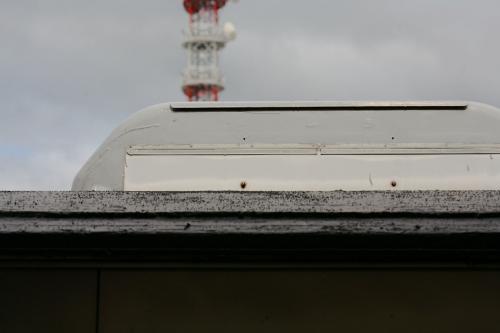 福島交通7000系7103Fのベンチレーター