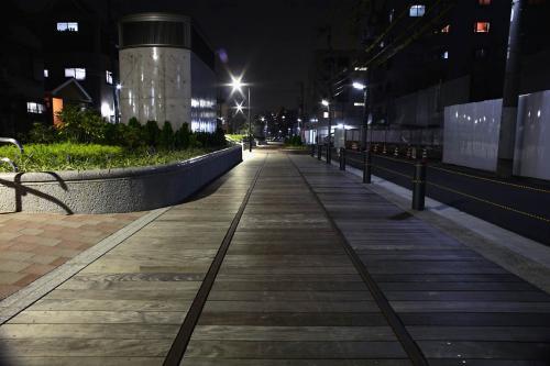 東横フラワー緑道3