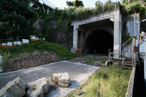 反町のトンネル2