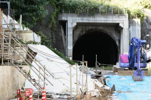 反町のトンネル3