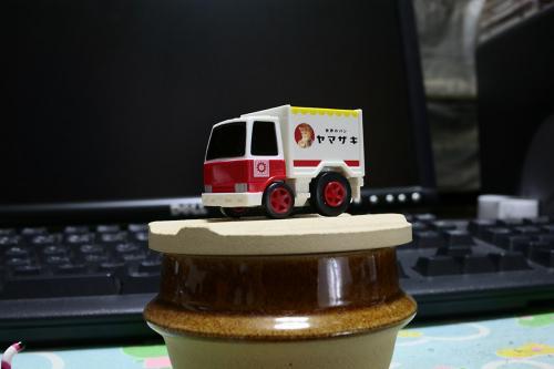 チョロQ山崎パン