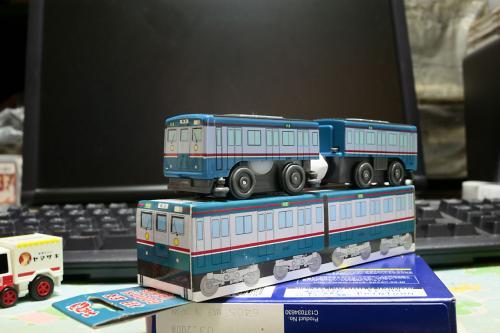 相鉄6000系旧塗装