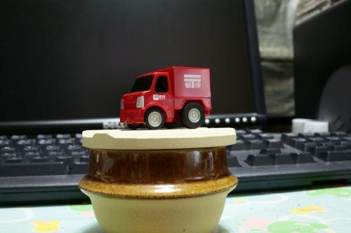 チョロQ郵政公社