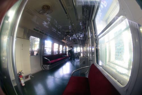 東急・旧5000系5001F5