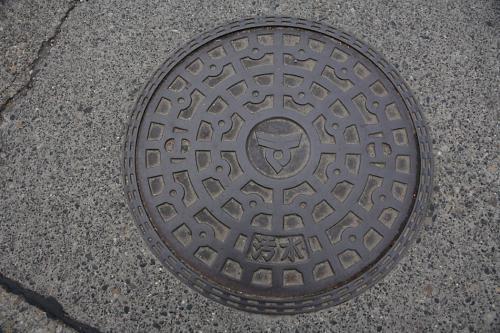 喜多方市のマンホール11