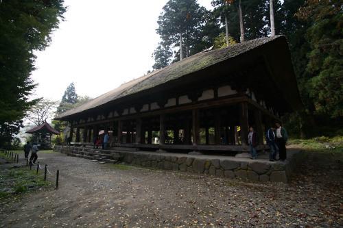 会津・長床5(熊野神社5)