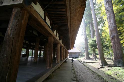 会津・長床8(熊野神社8)