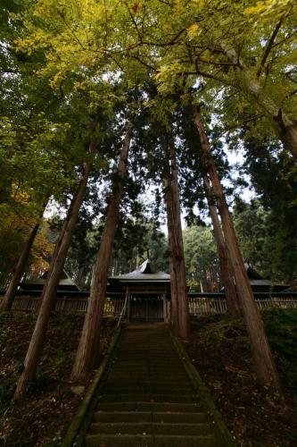 会津・長床9(熊野神社9)