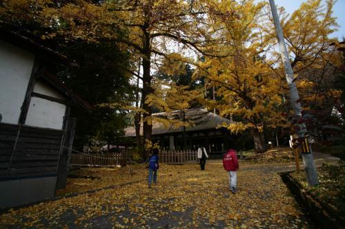 会津・長床10(熊野神社10)