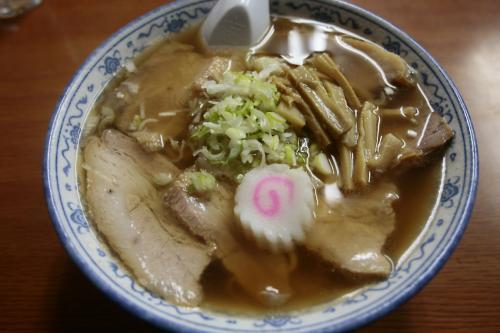 ミナト食堂チャーシュー麺