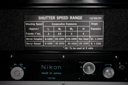 Nikon Motor Drive F?36